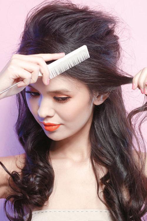 5 kiểu tóc cưới đẹp và dễ thực hiện - 17