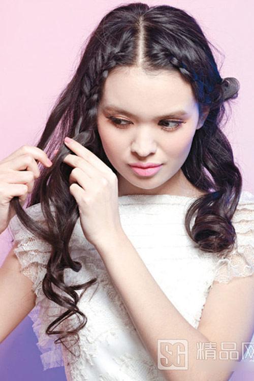 5 kiểu tóc cưới đẹp và dễ thực hiện - 2