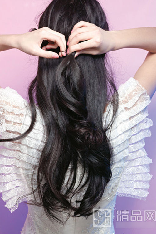 5 kiểu tóc cưới đẹp và dễ thực hiện - 4