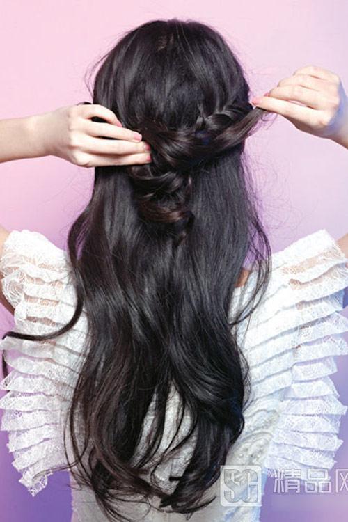 5 kiểu tóc cưới đẹp và dễ thực hiện - 5