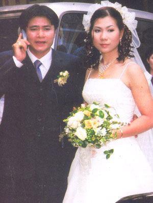 Ảnh cưới thú vị của sao hài đất Bắc - 5