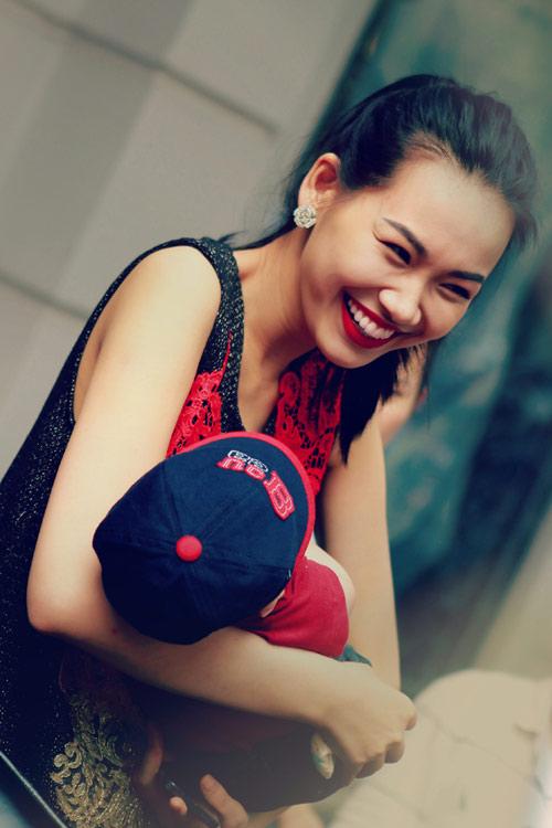 Thanh Lam khoe cháu trai lai Tây đáng yêu - 17