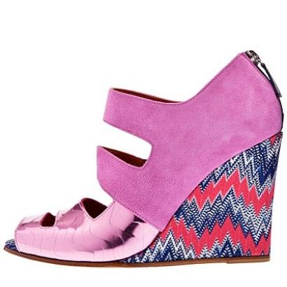 Êm chân nịnh dáng với sandal đế xuồng - 12