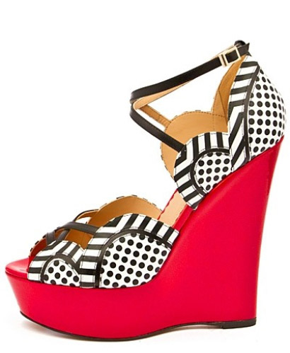 Êm chân nịnh dáng với sandal đế xuồng - 8