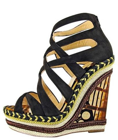 Êm chân nịnh dáng với sandal đế xuồng - 4