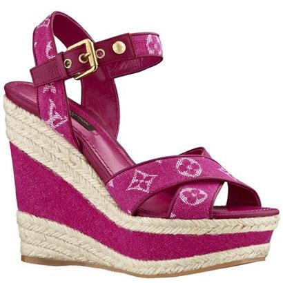 Êm chân nịnh dáng với sandal đế xuồng - 5