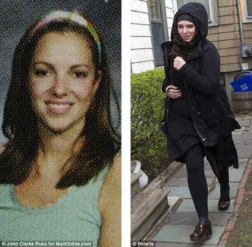 """Vợ nghi can đánh bom ở Boston bị """"tẩy não"""" - 1"""