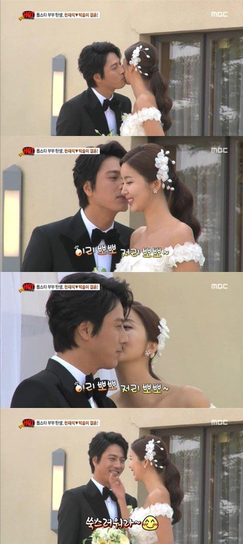Lee Min Ho bảnh bao đi ăn cưới - 6