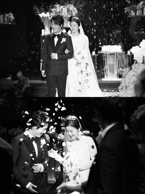 Lee Min Ho bảnh bao đi ăn cưới - 7