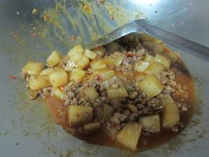 Cách hay cho món củ cải xào thịt băm - 9