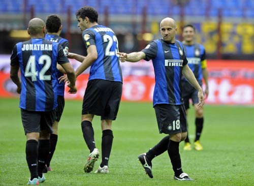 Serie A sau vòng 33: Chờ ngày lên ngôi - 1