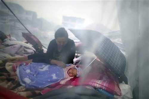 TQ: Số người chết vì động đất tăng đến 208 - 2