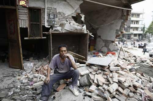 TQ: Số người chết vì động đất tăng đến 208 - 6