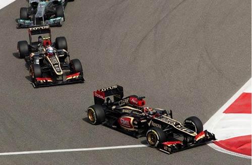 F1 - Bahrain GP: Lần thứ 2 cho Vettel - 2