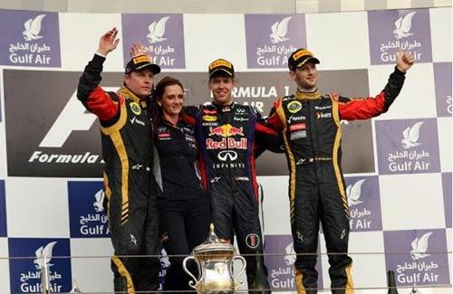 F1 - Bahrain GP: Lần thứ 2 cho Vettel - 1