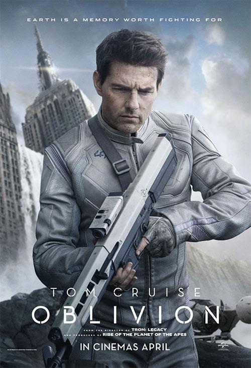 Phim của Tom Cruise dẫn đầu phòng vé - 2