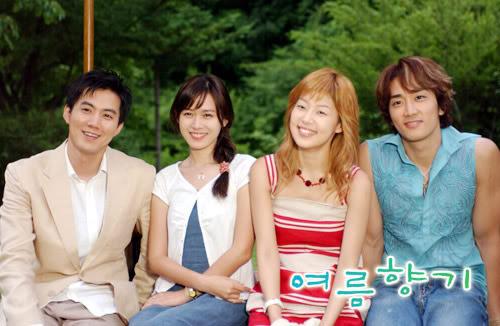Hương mùa hè: Khởi đầu series phim Bốn mùa - 3