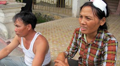 Huyện Tiên Lãng điều tra vụ côn đồ đánh dân - 1