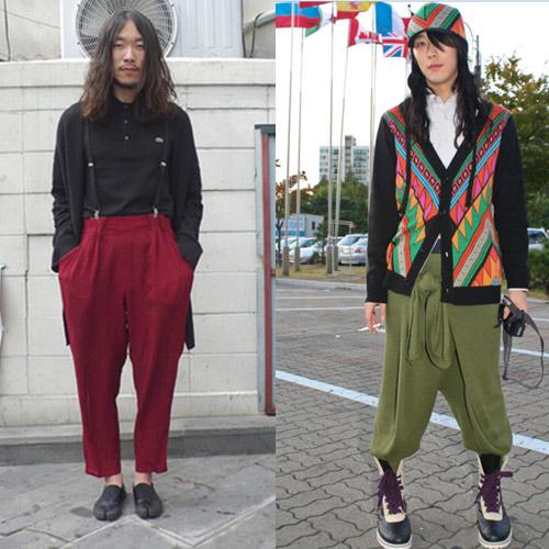 Vui mắt ngắm phong cách Seoul siêu nhộn - 9