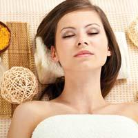 Thư giãn với spa tại nhà