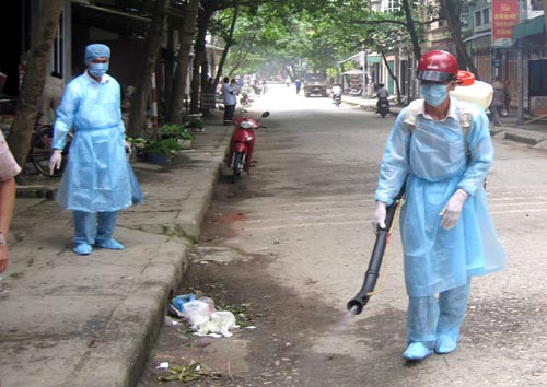 Thêm hai người mắc cúm A/H1N1 - 1