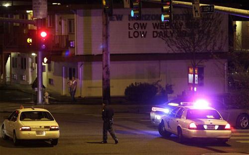 Lại xả súng đẫm máu tại Mỹ, 5 người chết - 1