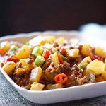 Ẩm thực - Cách hay cho món củ cải xào thịt băm