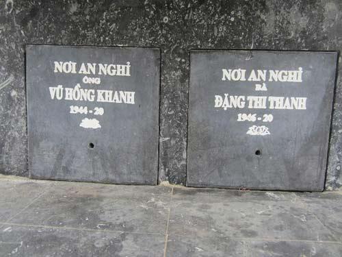 Nhận thế chấp lăng mộ: NH chưa thẩm định - 2