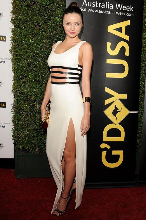 Say lòng ngắm váy tiệc của Miranda Kerr - 9