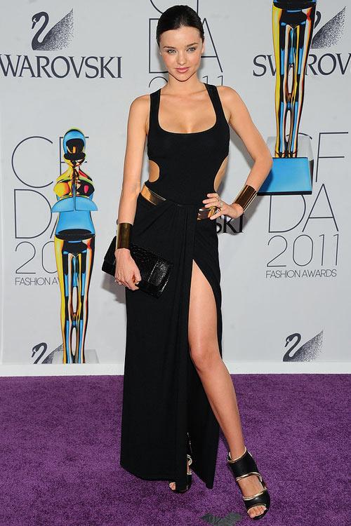 Say lòng ngắm váy tiệc của Miranda Kerr - 12