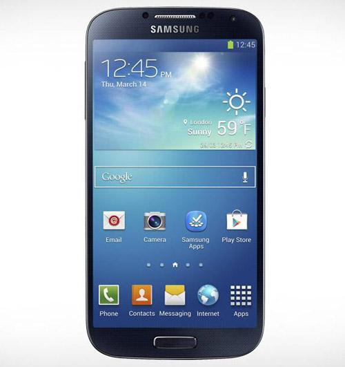 'Tra tấn' Galaxy S4 bằng dao - 2