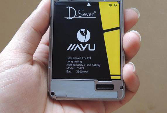 G3 HD – Điện thoại Full HD pin khủng giá rẻ tại VN - 1