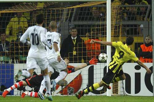 Dortmund – Real: Bại binh phục hận - 1