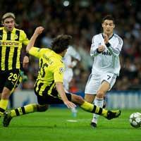 Dortmund – Real: Bại binh phục hận