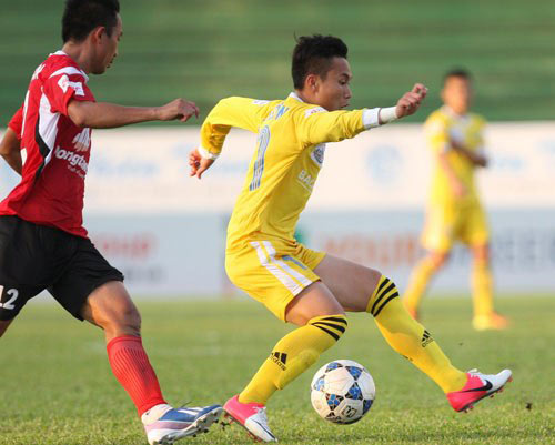 """Phi Sơn: """"Ronaldo của U21 Việt Nam"""" đã lớn? - 3"""