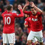 Bóng đá - Siêu phẩm của cặp đôi Rooney - Persie