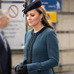 Thời trang - Soi thời trang bà bầu của Kate Middleton