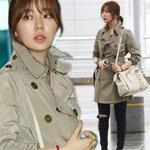 """Phim - """"Thái tử phi"""" Yoon Eun Hye khởi hành sang VN"""