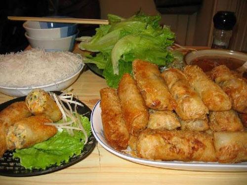 Cach lam nem ran thom ngon - 4