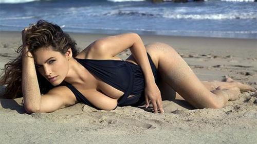 Kate Upton lọt Top 20 ngực đẹp thế giới - 3