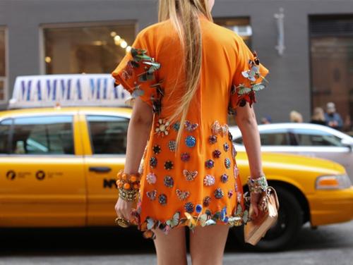 Vui buồn với thời trang New York - 3
