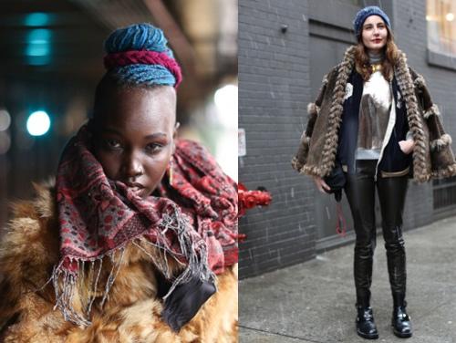 Vui buồn với thời trang New York - 19