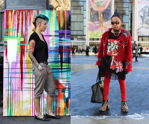 Vui buồn với thời trang New York - 20