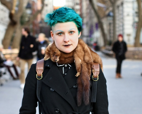 Vui buồn với thời trang New York - 16