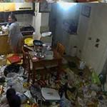 Phi thường - kỳ quặc - Bà mẹ sống trong ngôi nhà rác rưởi