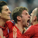 """Bóng đá - Báo chí thế giới """"ngả mũ"""" trước Bayern"""