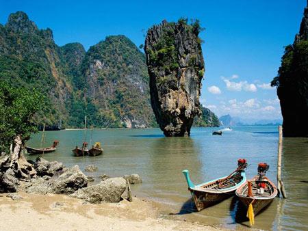 Thú vị thăm 'đảo James Bond' tại Thái Lan - 2