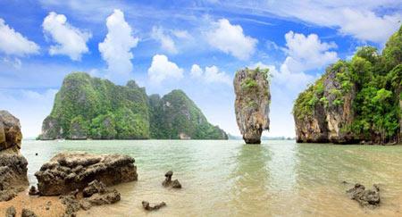 Thú vị thăm 'đảo James Bond' tại Thái Lan - 3