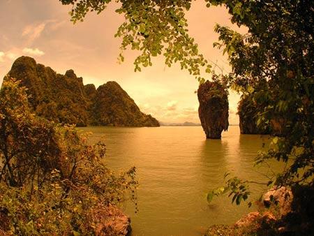 Thú vị thăm 'đảo James Bond' tại Thái Lan - 6