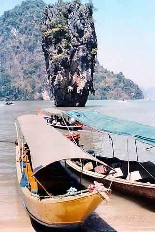 Thú vị thăm 'đảo James Bond' tại Thái Lan - 7